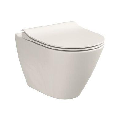 Miska WC wisząca CITY OVAL CERSANIT