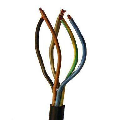 Przewód elektryczny OW H05RR - F 450 / 750V 5 X 4 AKS ZIELONKA