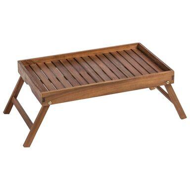Stolik drewniany / taca HONEY 35 x 55 cm