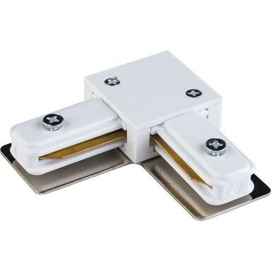 Łącznik narożny L do systemów szynowych TRACER biały TK LIGHTING