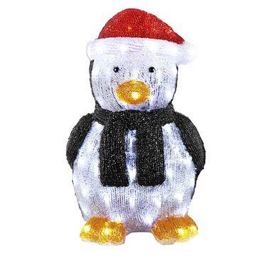Pingwin świecący 52 cm 80 LED