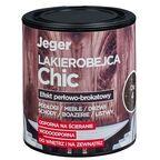 Lakierobejca CHIC 0.5 l kolor 4 Efekt perłowo-brokatowy JEGER