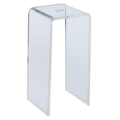 Taboret łazienkowy Akryl Evg Trade