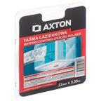 Taśma łazienkowa wykończeniowo-uszczelniająca 22 mm x 3.35 m AXTON