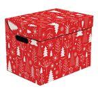 Pudełko kartonowe CHOINKI ONE 34x26x25 cm