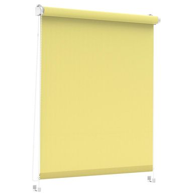 Roleta okienna Dream Click mimoza żółta 93.5 x 215 cm