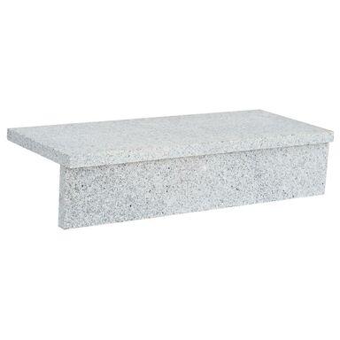 Schody granitowe gł. 33 x szer. 80 x gr. 3 cm