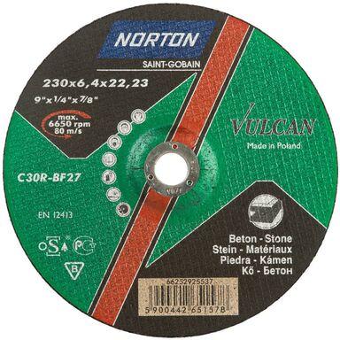 Tarcza do szlifowania betonu T27 NORTON VULCAN