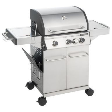 Grill HUDSON 13.5 kW NATERIAL