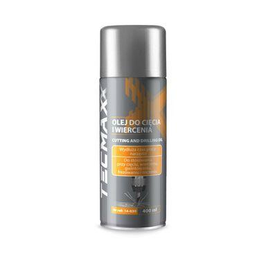 Olej do cięcia i wiercenia 400 ml TECMAXX 14-030