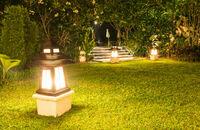 Oświetlenie ogrodowe – jak je dobrać do ogrodu?