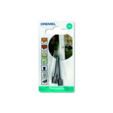 Frez uniwersalny WALEC DO DREWNA / METALU 7.8 mm HSS 26150113JA 2 szt. DREMEL