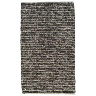 Dywan EINOR ciemny szary 70 x 130 cm INSPIRE