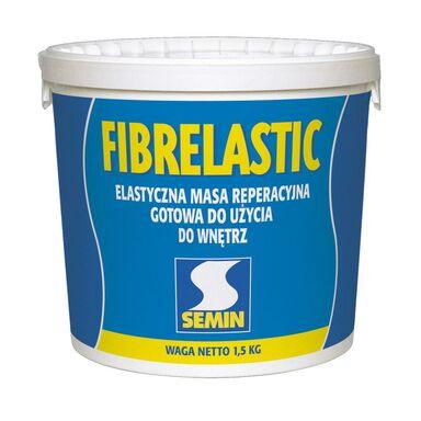 Gotowa masa naprawcza FIBRELASTIC 1,5 kg SEMIN