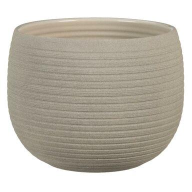 Osłonka ceramiczna 23.5 cm beżowa 744/24 SCHEURICH
