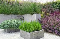Jak zaaranżować gazony na kwiaty w ogrodzie?