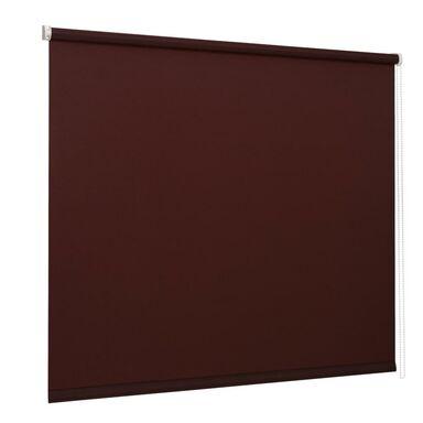 Roleta okienna 140 x 220 cm brązowa INSPIRE
