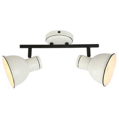 Listwa reflektorowa ZUMBA biało-czarna E14 CANDELLUX