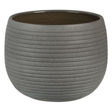 Osłonka ceramiczna 18 cm szara 744/18 SCHEURICH