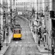 Fototapeta STREETS OF LISBON 254 x 366 cm