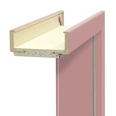 Ościeżnica REGULOWANA 80 Lewa Pastelowy róż 95 - 115 mm CLASSEN