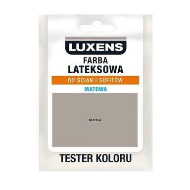 Tester farby LATEKSOWA 25 ml Moon 4 LUXENS