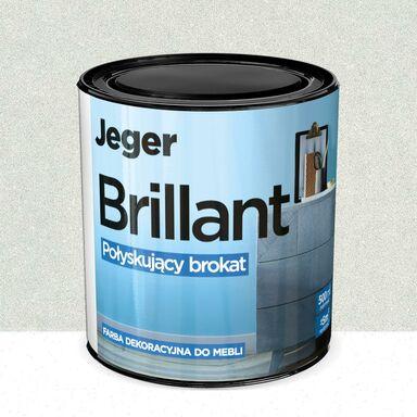 Farba do mebli BRILLANT 0.5 l Nikiel Połyskujący brokat JEGER