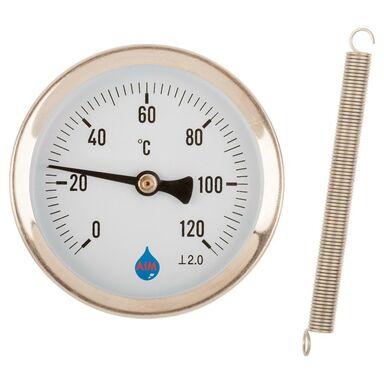 Termometr SPECJALISTYCZNY 63 mm DOMER