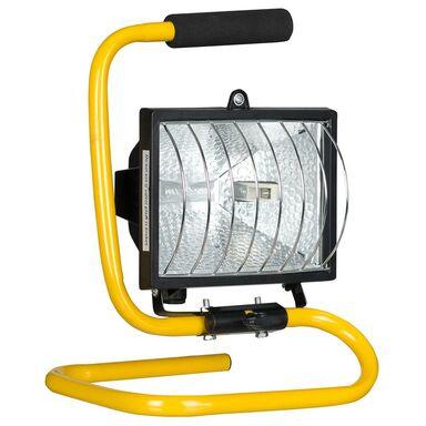 Reflektor halogenowy ACS-HALOPAK500W 500 W IP44: zabezpieczone przed bryzgami wody  ACTIS