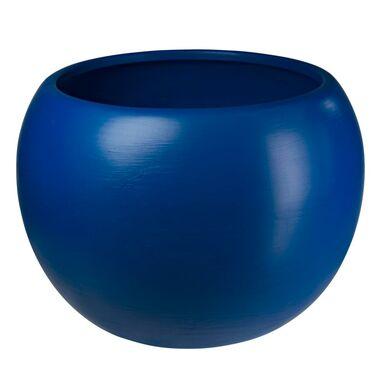 Osłonka ceramiczna 16 cm granatowa KULA 4 W4301