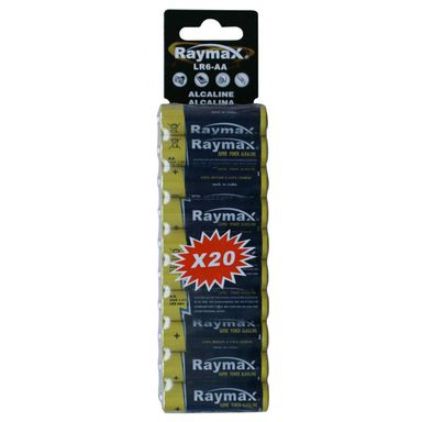 Baterie LR06 / AA RAYMAX