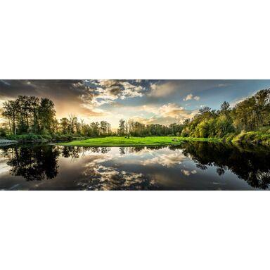 Obraz szklany GLASSPIK NATURE 125 x 50 cm