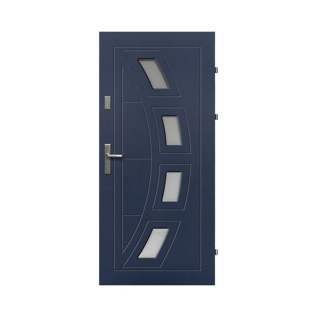drzwi wej ciowe komodus prime 55 drzwi wej ciowe do domu mieszkania w atrakcyjnej cenie w. Black Bedroom Furniture Sets. Home Design Ideas