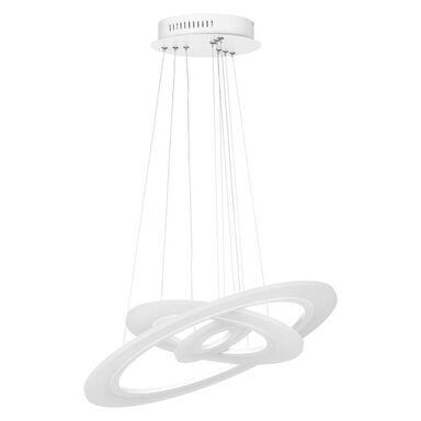 Lampa wisząca Sykia biała LED Inspire