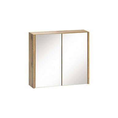 Szafka łazienkowa bez oświetlenia IBIZA DĄB 60 X 55 X 16 COMAD