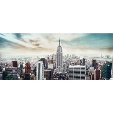 Obraz szklany GL264 MANHATTAN 125 x 50 cm