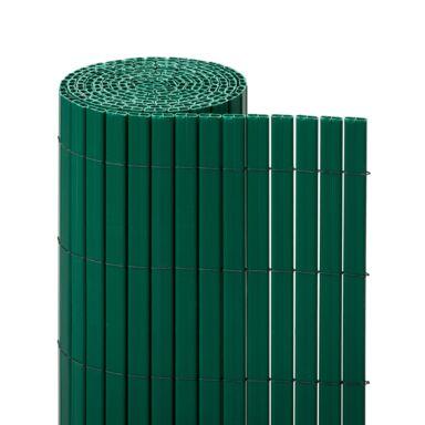 Osłona balkonowa PVC 5 m x 150 cm zielona NATERIAL