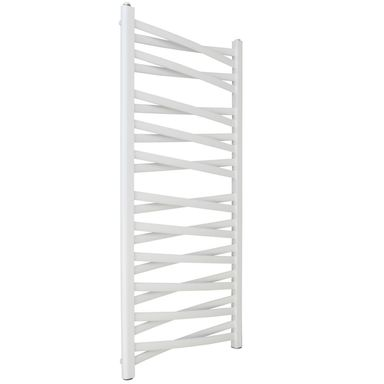 Grzejnik łazienkowy ŁEZKA 3DX 1205/540 biały REGNIS