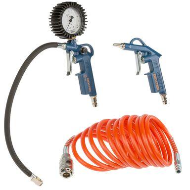 Zestaw narzędzi pneumatycznych 10885154 DEXTER