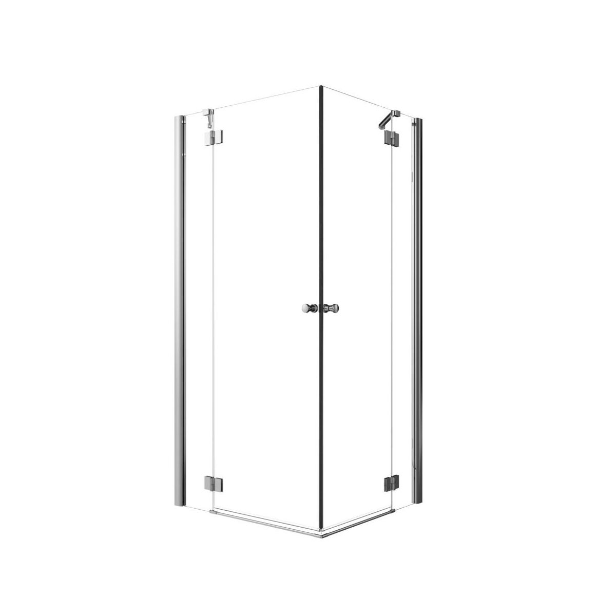 Kabina Prysznicowa 100 X 100 Cm Iridum Valence Kabiny Prysznicowe W Atrakcyjnej Cenie W Sklepach Leroy Merlin