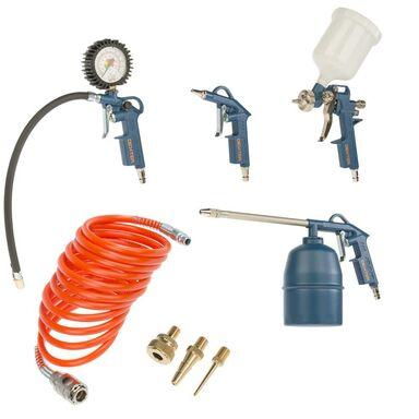 Zestaw narzędzi pneumatycznych 10885112 DEXTER