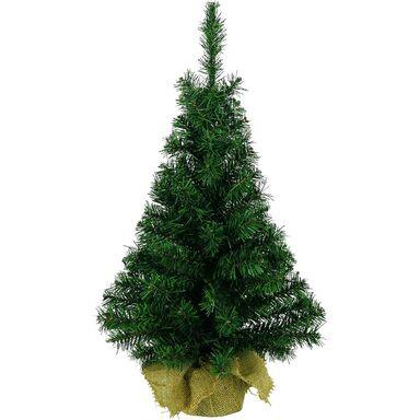 Choinka sztuczna 60 cm zielona