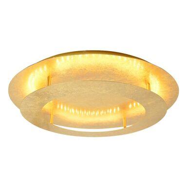 Plafon MERLE 50 cm złoty LED CANDELLUX