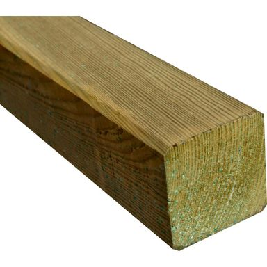 Kantówka drewniana 9x9x210 cm STELMET