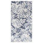 Dywan Sone niebieski 80 x 150 cm