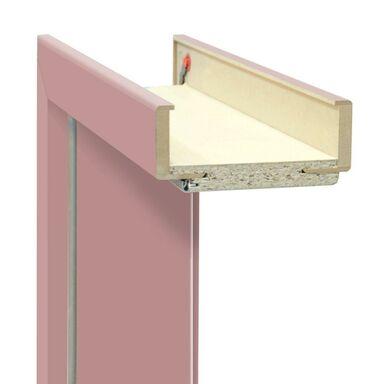 Ościeżnica regulowana 60 Prawa Pastelowy róż 95 - 115 mm Classen