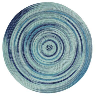 Podkładka na stół Lollipop okrągła śr. 38 cm morska