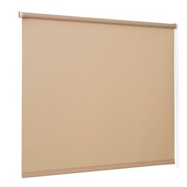 Roleta okienna MINI 140 x 220 cm beżowa INSPIRE