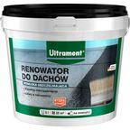 Renowator do dachów czarny 5 litrów Ultrament