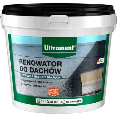 Renowator DO DACHÓW ULTRAMENT
